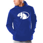 Under Armour Royal Armour Fleece Hoodie-Panther Head