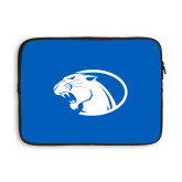 13 inch Neoprene Laptop Sleeve-Panther Head