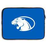 15 inch Neoprene Laptop Sleeve-Panther Head