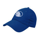 Royal Twill Unstructured Low Profile Hat-Panther Head