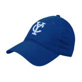 Royal Twill Unstructured Low Profile Hat-Interlocking YC
