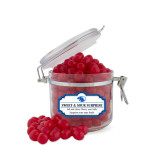 Sweet & Sour Cherry Surprise Small Round Canister-Panther Head