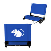 Stadium Chair Royal-Panther Head