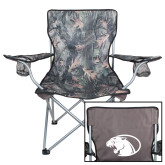 Hunt Valley Camo Captains Chair-Panther Head