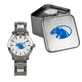 Mens Stainless Steel Fashion Watch-Panther Head