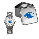 Ladies Stainless Steel Fashion Watch-Panther Head