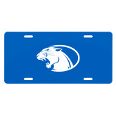 License Plate-Panther Head