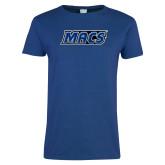 Ladies Royal T Shirt-Macs
