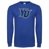 Royal Long Sleeve T Shirt-YU