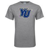Grey T Shirt-YU