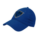 Royal Twill Unstructured Low Profile Hat-Shield