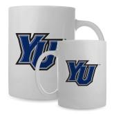 Full Color White Mug 15oz-YU