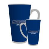 Full Color Latte Mug 17oz-Savta