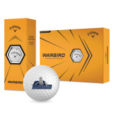 Callaway Warbird Golf Balls 12/pkg-Primary Logo