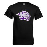 Black T Shirt-Spirit Mark