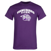 Purple T Shirt-Alumni