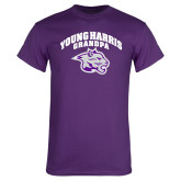 Purple T Shirt-Grandpa