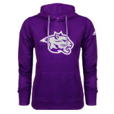 Adidas Climawarm Purple Team Issue Hoodie-Spirit Mark