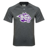 Under Armour Carbon Heather Tech Tee-Spirit Mark