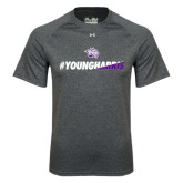 Under Armour Carbon Heather Tech Tee-#YoungHarris