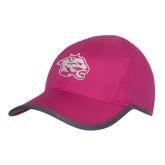 Pink/Charcoal Trail Blaze Cap-Spirit Mark