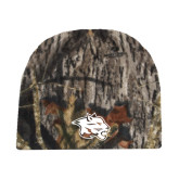 Mossy Oak Camo Fleece Beanie-Spirit Mark