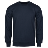 Navy Fleece Crew-Select-A-Logo