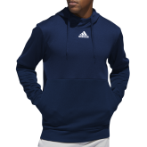 Adidas Navy Team Issue Hoodie-Select-A-Logo