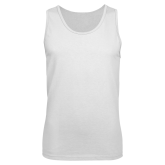 White Tank Top- Select-A-Station
