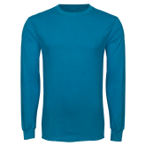 Sapphire Long Sleeve T Shirt-Select-A-Logo