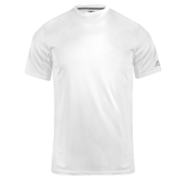 Russell Core Performance White Tee-Select-A-Logo