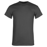 Charcoal T Shirt-Select-A-Logo
