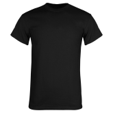 Black T Shirt-Select-A-Logo