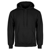 Black Fleece Hood-Select-A-Logo