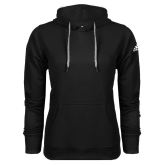 Adidas Climawarm Black Team Issue Hoodie-Select-A-Logo