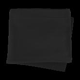 Black Sweatshirt Blanket-Select-A-Logo
