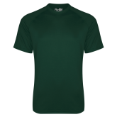 Under Armour Dark Green Tech Tee-Select-A-Logo