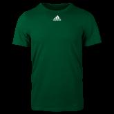 Adidas Dark Green Logo T Shirt-Select-A-Logo