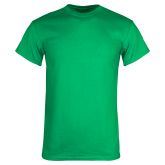Kelly Green T Shirt-Select-A-Logo