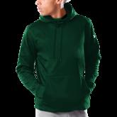 Under Armour Dark Green Armour Fleece Hoodie-Select-A-Logo