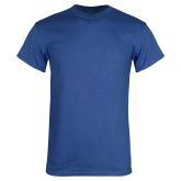 Royal Blue T Shirt-Select-A-Logo