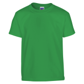 Youth Kelly Green T Shirt-Select-A-Logo