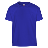 Youth Royal T Shirt-Select-A-Logo