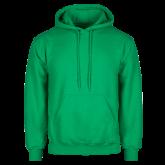 Kelly Green Fleece Hoodie-Select-A-Logo
