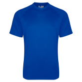 Presbyterian Under Armour Royal Tech Tee-Select-A-Logo