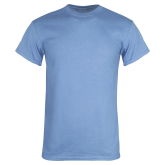 Light Blue T Shirt-Select-A-Logo