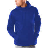 Under Armour Royal Armour Fleece Hoodie-Select-A-Logo