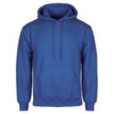 College Royal Fleece Hoodie-Select-A-Logo
