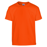 Youth Orange T Shirt-Select-A-Logo