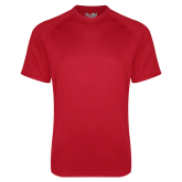 Under Armour Red Tech Tee-Select-A-Logo